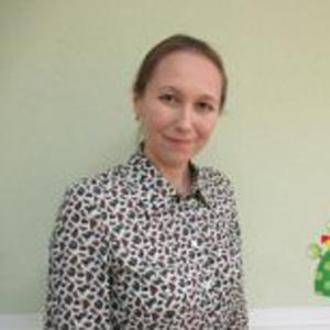 Парикина Ольга Николаевна
